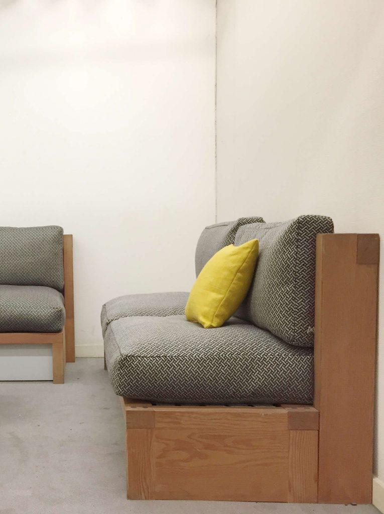 Geertrui - nieuwe kussens
